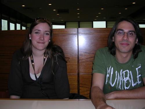Patricia Juarez y Gregorio López