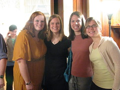 Meghan, Lisa, Claire and Catherine (9of.us) Tags: 2008 sedar lordsday