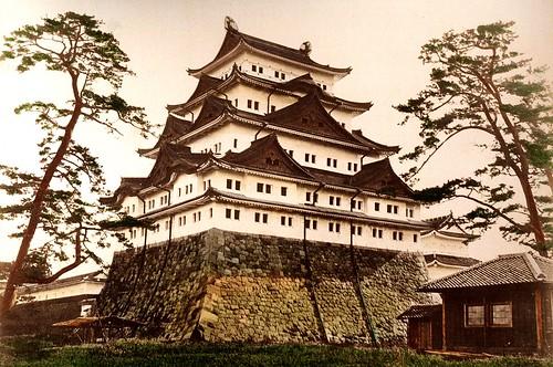 フリー写真素材, 建築・建造物, 宮殿・城, 歴史, 日本, 愛知県,