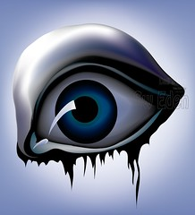 Salvador Dali's eye (The SW Eden ( )) Tags: eye art salvador sw eden dali