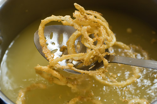 Onion Strings | The Pioneer Woman Cooks | Ree Drummond