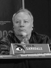 Joe R. Lansdale, by biokill on Flickr