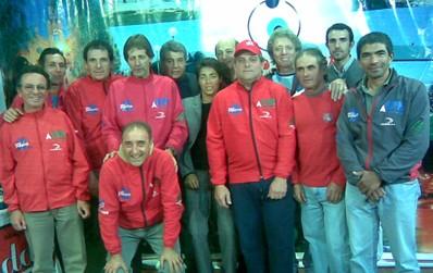 Ciclistas del Río Pinto
