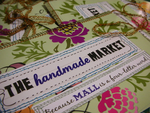 The Handmade Market by Bliss Alexander
