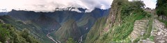 pano of Machu Picchu (far)