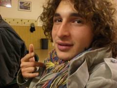 *Tom (me) (*Tom [luckytom] ) Tags: face tom scarf colori viso pp sciarpa ctm favcol luckytom