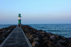 lighthouse Rostock