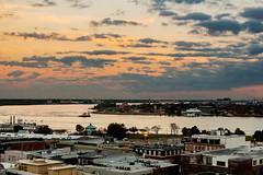 The Crescent (tim_j_evans) Tags: neworleans cities cityscapes clouds dusk skies sky subjects sundown sunset thebigeasy thecrescentcity exposureblending luminositymasks lumenzia rivers mississippi river louisiana frenchquarter nola
