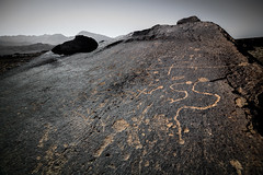 Mystique (tourtrophy) Tags: rockart petroglyphs nativeamericanartifacts volcanictablelands easternsierra sierranevada canoneos5dmark3 samyang14mmf28 rokinon14mmf28