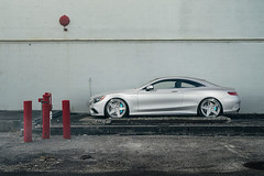Mercedes S Class Coupe - ADV5S Track Spec CS (ADV1WHEELS) Tags: chrome rims adv1 wheels forged luxury car mercedes amg benz s63 sclass coupe