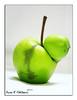 Chicken Apple (Rayan M.) Tags: life lighting abstract green chicken apple strange fruit composition still shaped object unusual shape تفاح غريب طبيعة إضاءة أخضر فاكهة تركيب تجريد اضاءة صامته غيراعتيادي
