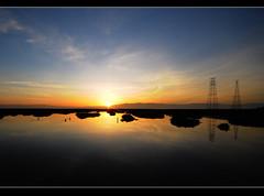 Breathing In The Morning (Exploring Earth) Tags: california color sunrise bay nikon area paloalto palo alto d90 renomoeller