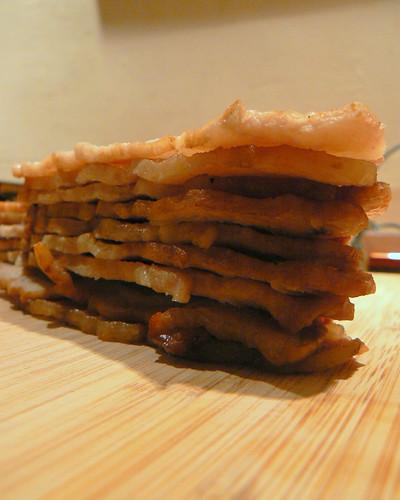 Bacon Pile