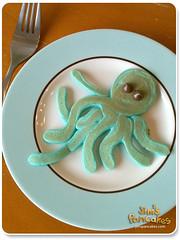 animal_pancake_octopus (Jim's Pancakes) Tags: funfood pancake foodart pancakeart animalpancake