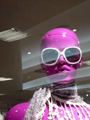 Cheap Sun Glasses (Nicote) Tags: show light sun reflection berlin glass fashion germany glasses purple room stripe showroom dummy cheap 44 neukölln arkaden karlmarxstrasse