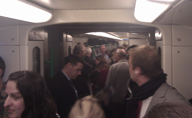 Problem of the Day: V/Line train sardines 1