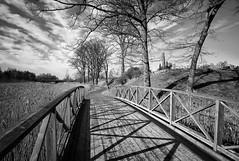 The Bridge (Mikael Good) Tags: leica 5 reporter photojournalism m8 15mm voigtlnder 154 photojournalist husqvarna huskvarna mikaelgood