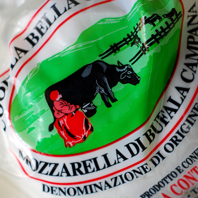 bufala mozzarella© by haalo