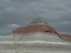 Indian Teepee formation (racorson2224) Tags: holbrook azpetrifiedforestandpainteddesert