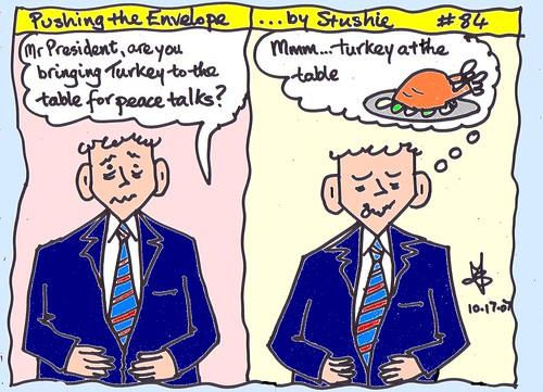 Presidential Brainstorm