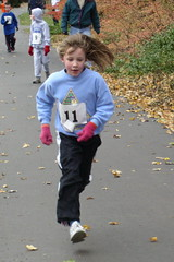 Jessica at Cantigny 1 Miler