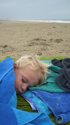 beach napper