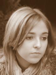 Angelica (dolcedgiorno) Tags: portrait sepia ritratto passionphotography impressedbeauty onlythebestare photosexplore
