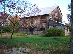 barn near bethel, n.y. (omoo) Tags: windows barn farm upstatenewyork tinroof thecatskills barnsiding formerdairyfarm nearbethelny renovatedbarn