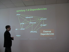 Symfony 1.1/3 - Old dependancies