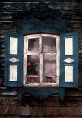 Siberian Window #7 (50before50) Tags: window russia siberia architcture irkutsk