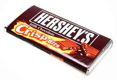 Hershey's with Crisp Corn Bits