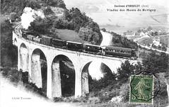 Le viaduc des monts de Revigny