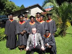 KTBC Graduates & Randy