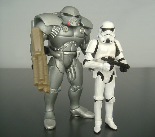 Star Wars Darktrooper 3