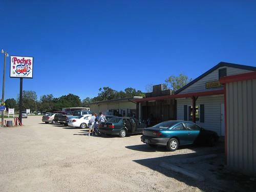 Poche's, Breaux Bridge, Louisiana