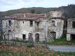 Roscigno - Old houses (Paolito) Tags: old ghost country roscigno