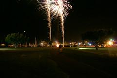 Fireworks New Year Eve 2007 Port Macquarie (Geonipics) Tags: nightshot fireworks portmacquarie newyearseve20072008