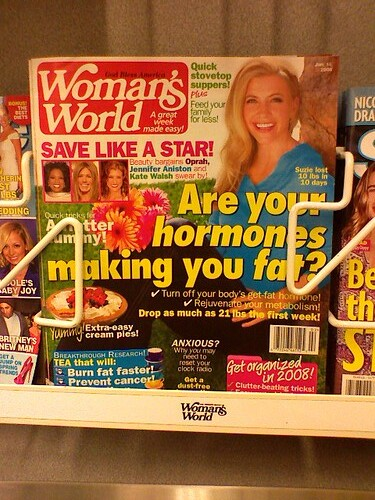 Are hormones making you fat?