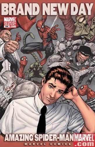 Amazing Spiderman 546 edicion 2