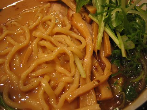 麺屋 伊織-醤油ら~麺アップ
