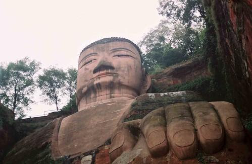 El Gran Buda de Leshan