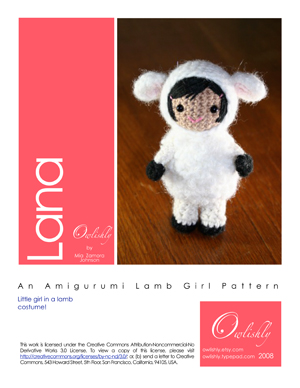 Lana lamb pattern page 1