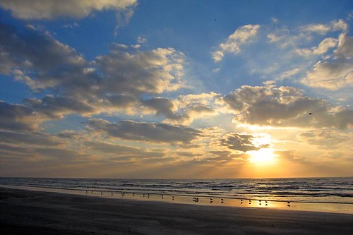 Sunrise in Surfside