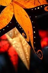 Lantern (Albertus Alvin) Tags: canon 50mm star melbourne ornament nightmarket lantern 30d victoriamarket