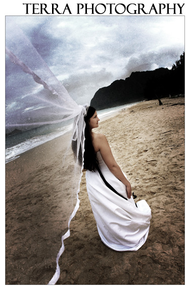 Trash the Dress Hawaii