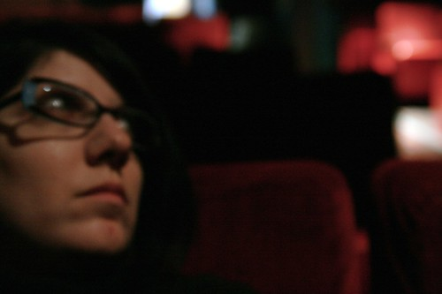 45/365, in an empty movie theater