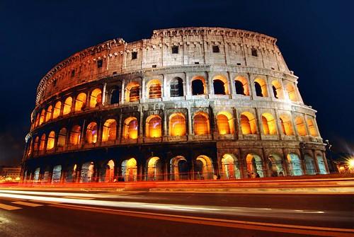 Visi keliai veda į Romą?