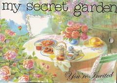 my secret garden inside