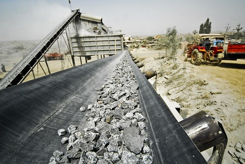 Stone Dust © Oxfam Australia