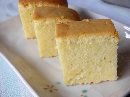 Hong Kong Sponge Cake Recipe